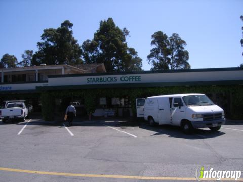 Starbucks Coffee, Belmont CA