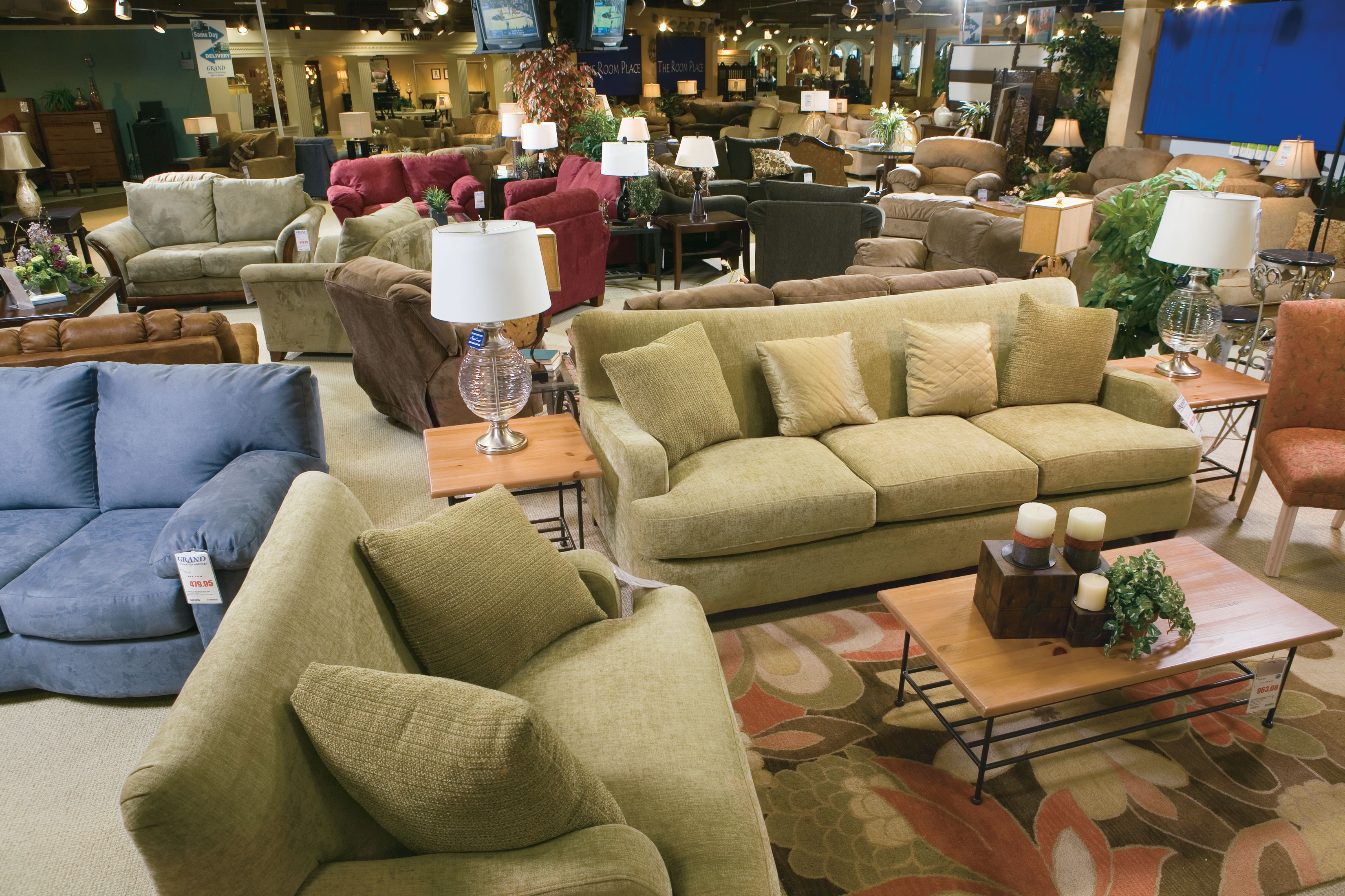 Grand Home Furnishings-Superstore, Summersville WV