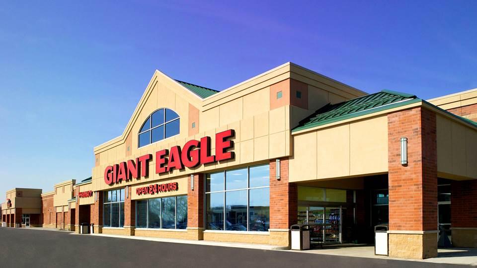 Giant Eagle Supermarket, Beaver Falls PA