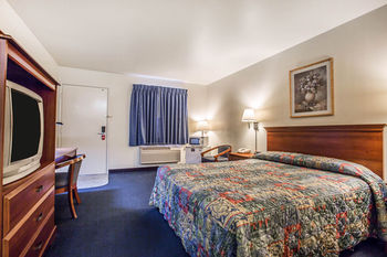 Econo Lodge Inn & Suites near China Lake Naval Station, Ridgecrest CA