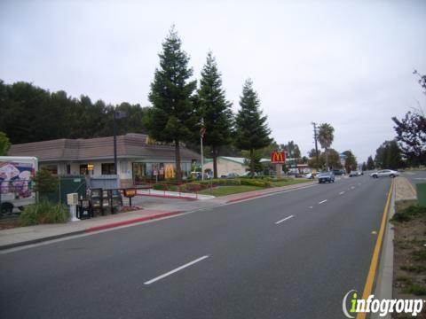 McDonald's, Belmont CA