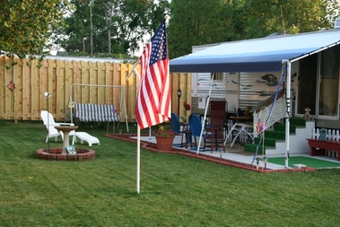 Silver Lake Resort & Campground, Mears MI