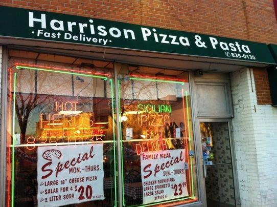 Harrisons Pizza & Pasta, Harrison NY