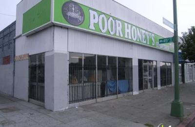 Poor Honey's - Oakland, CA