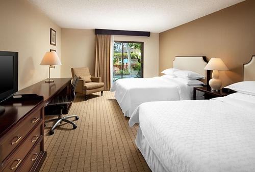 Sheraton Sunnyvale Hotel - Sunnyvale, CA