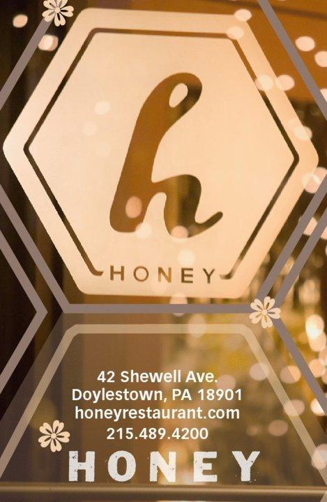 Honey Restaurant, Doylestown PA