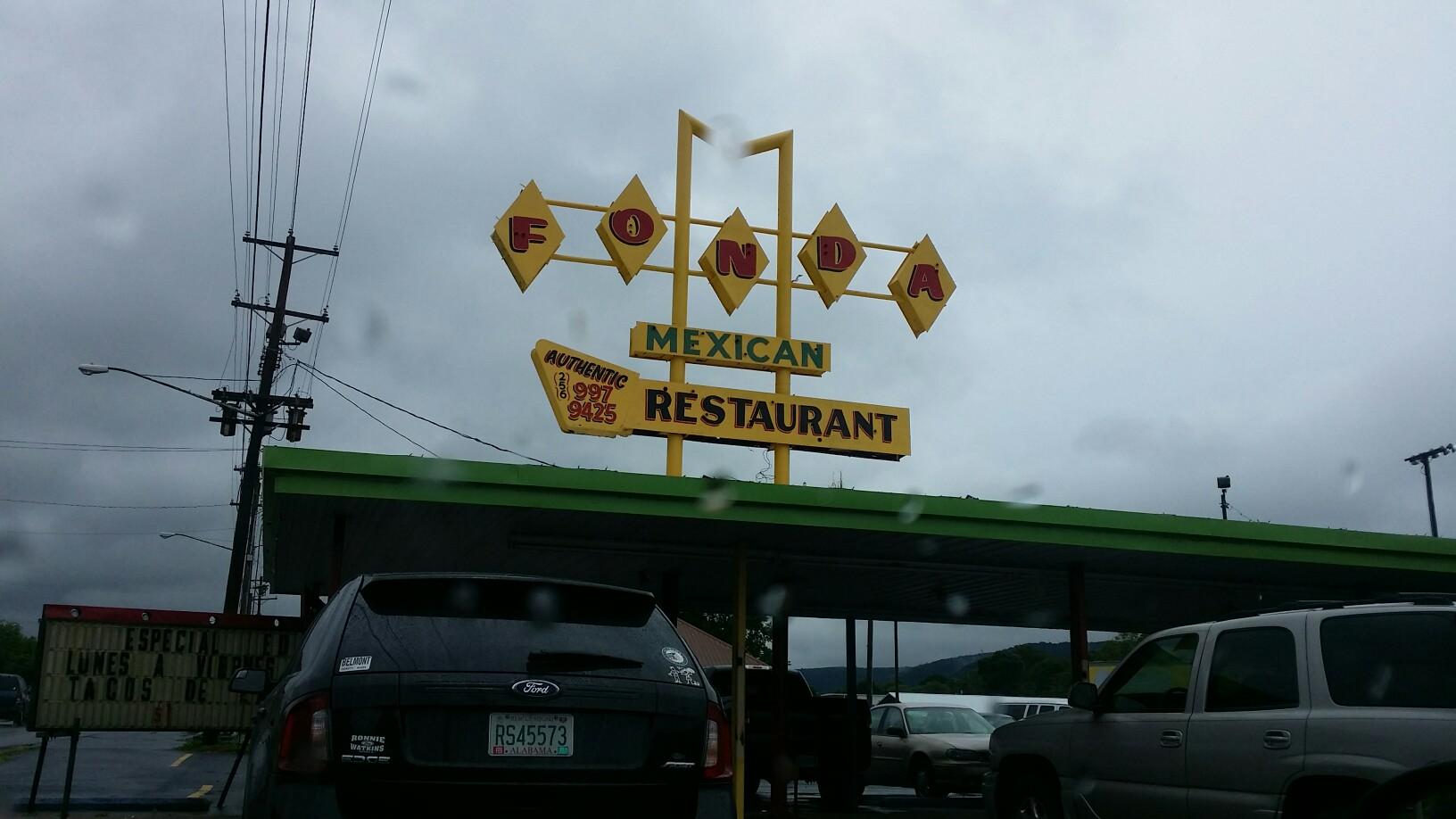 La Fonda Mexican Restaurant, Fort Payne AL