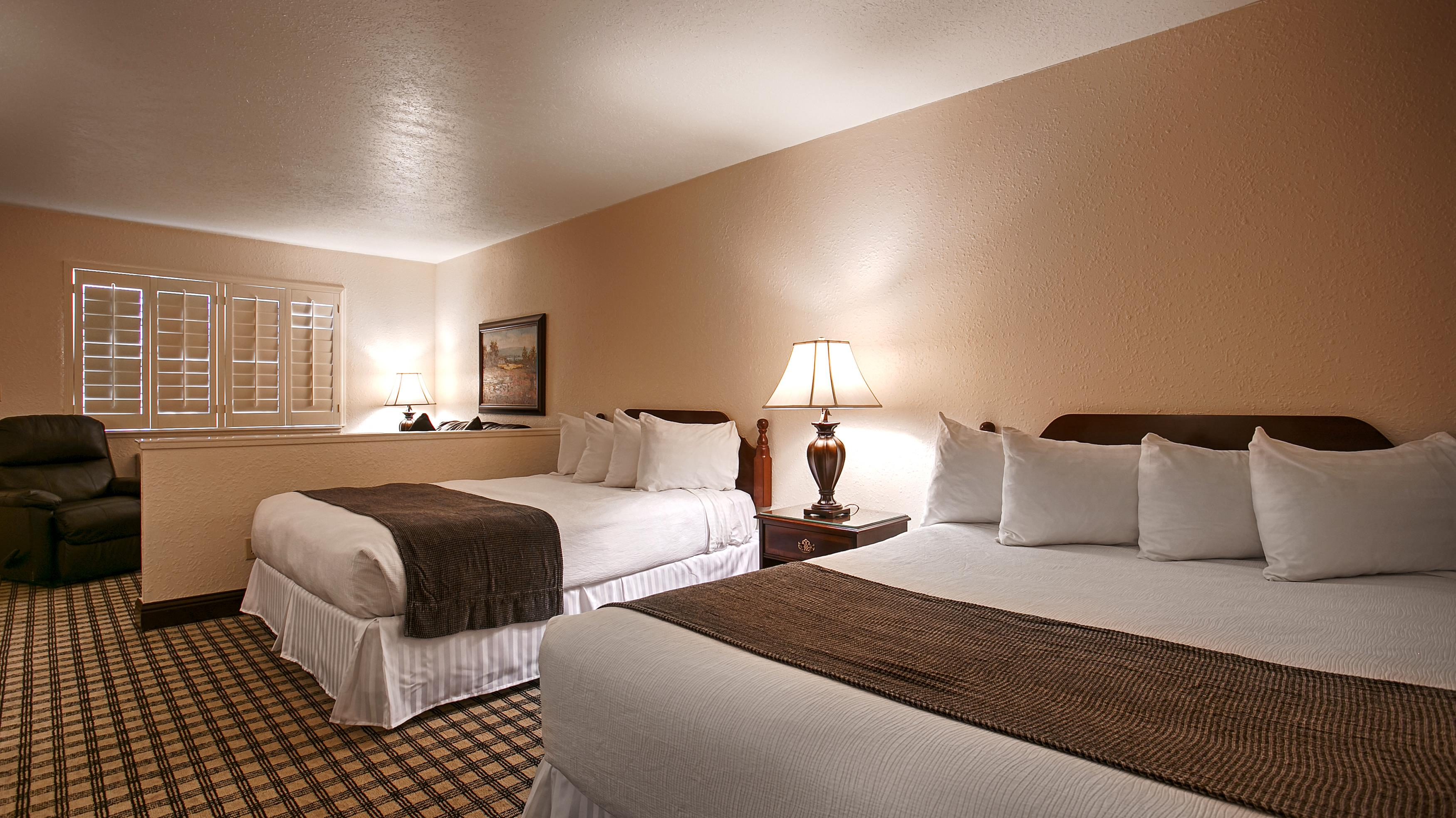 Best Western Trailside Inn, Susanville CA