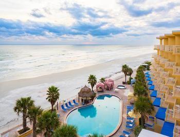 The Shores Resort & Spa, Daytona Beach FL