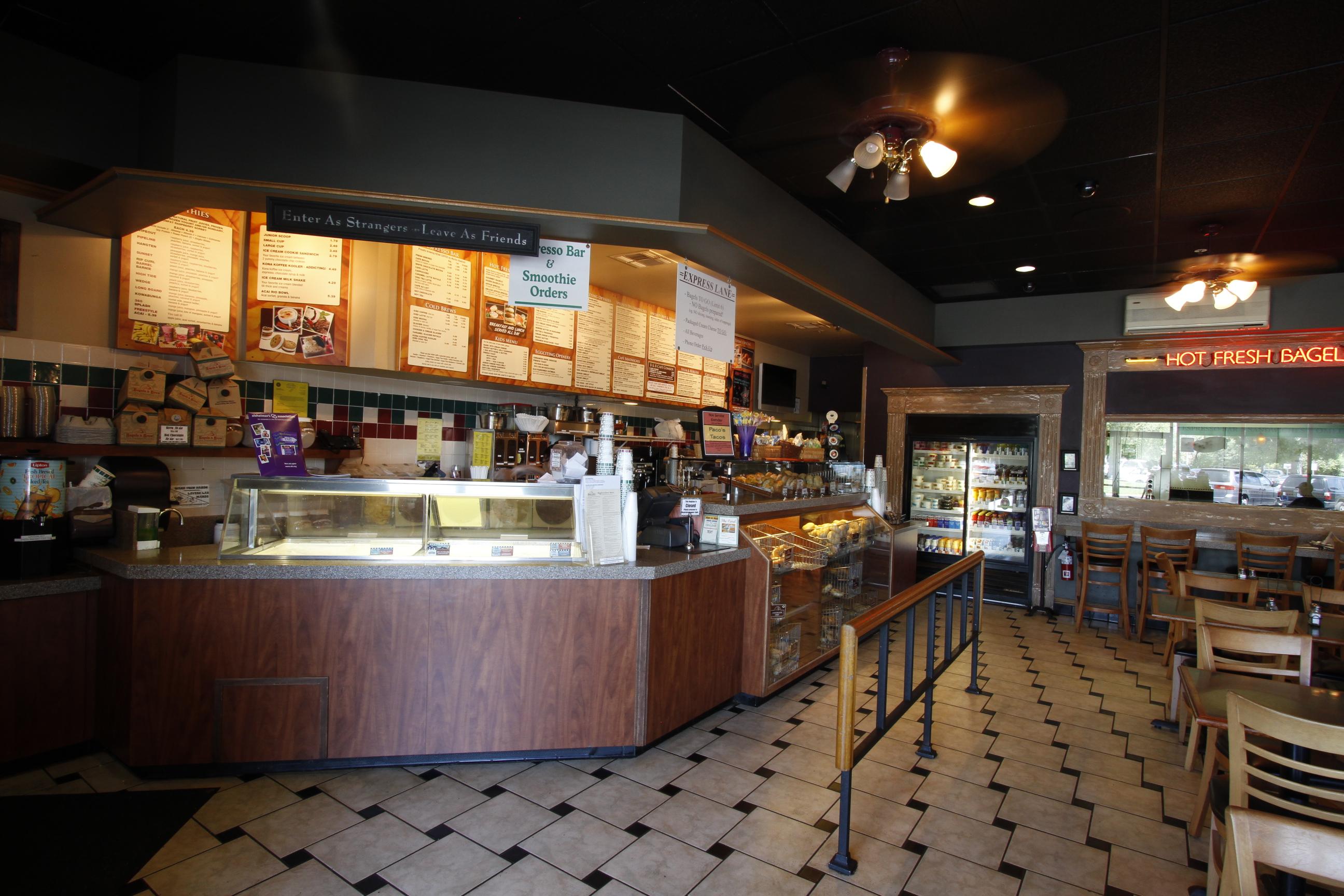 Bagels & Brew, Mission Viejo CA