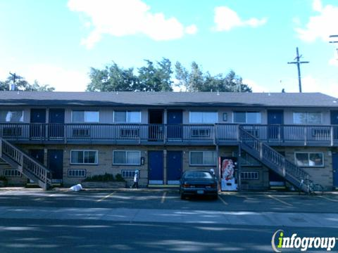 Budget Inn, The Dalles OR