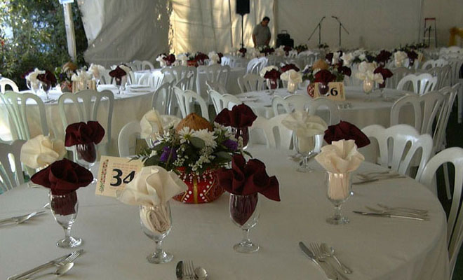 Classe' Party Rentals, Rancho Cucamonga CA