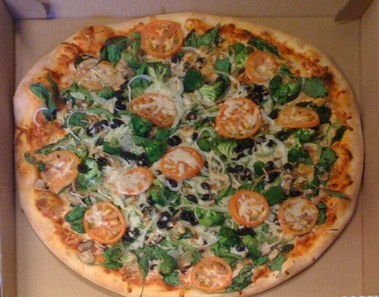 Lisa's Pizzeria, Woburn MA