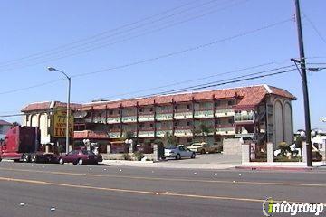777 Motor Inn, Huntington Beach CA