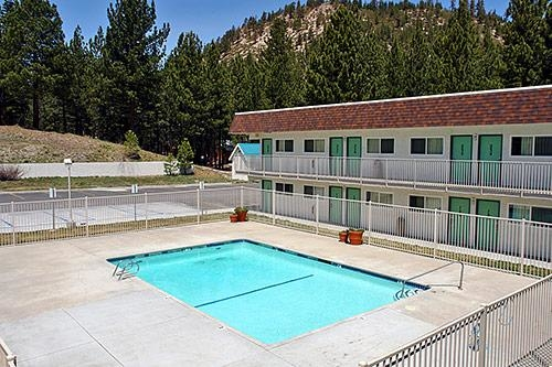 Motel 6, Mammoth Lakes CA