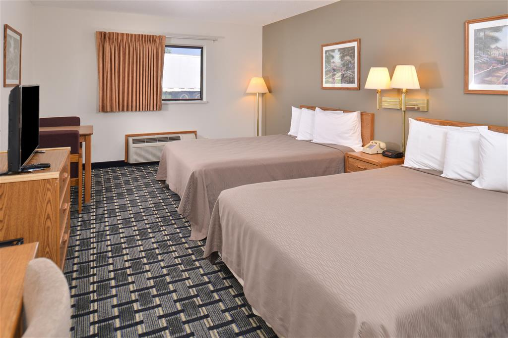 Americas Best Value Inn & Suites, Manchester IA