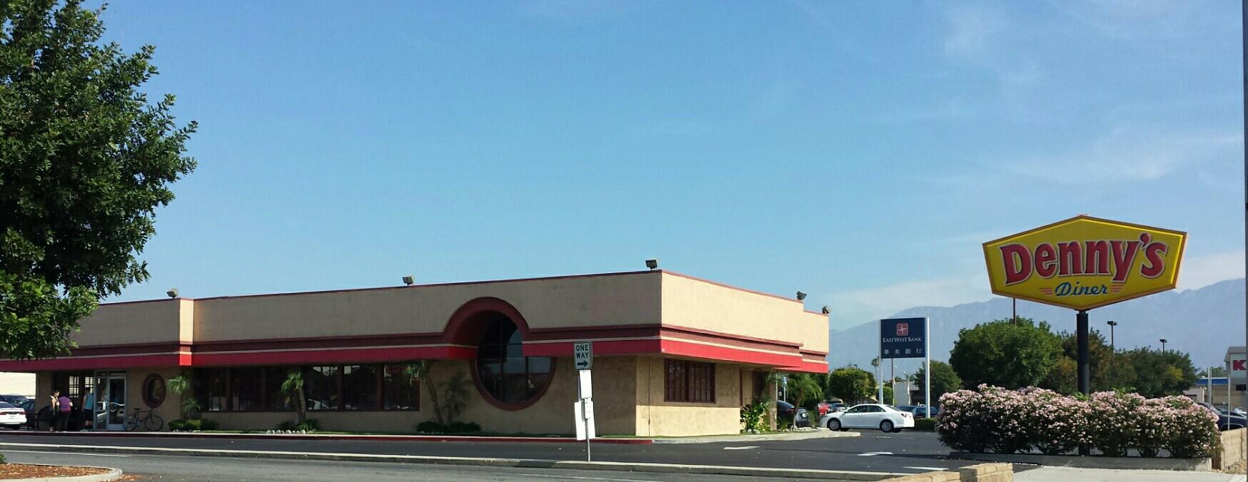 Denny's, Temple City CA