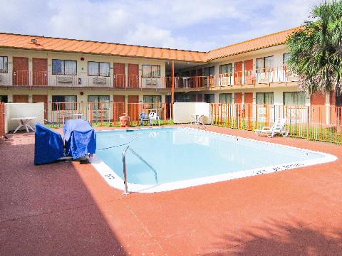 Rodeway Inn & Suites, Lake Charles LA