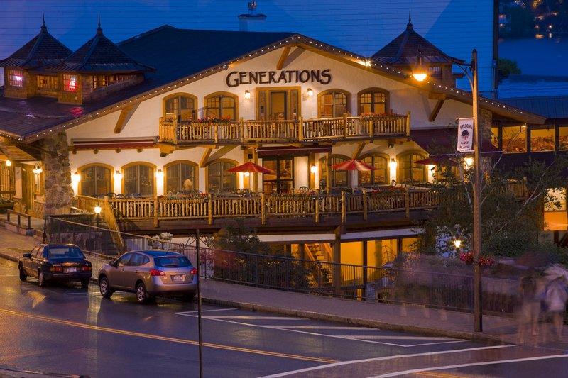 Golden Arrow Lakeside Resort, Lake Placid NY