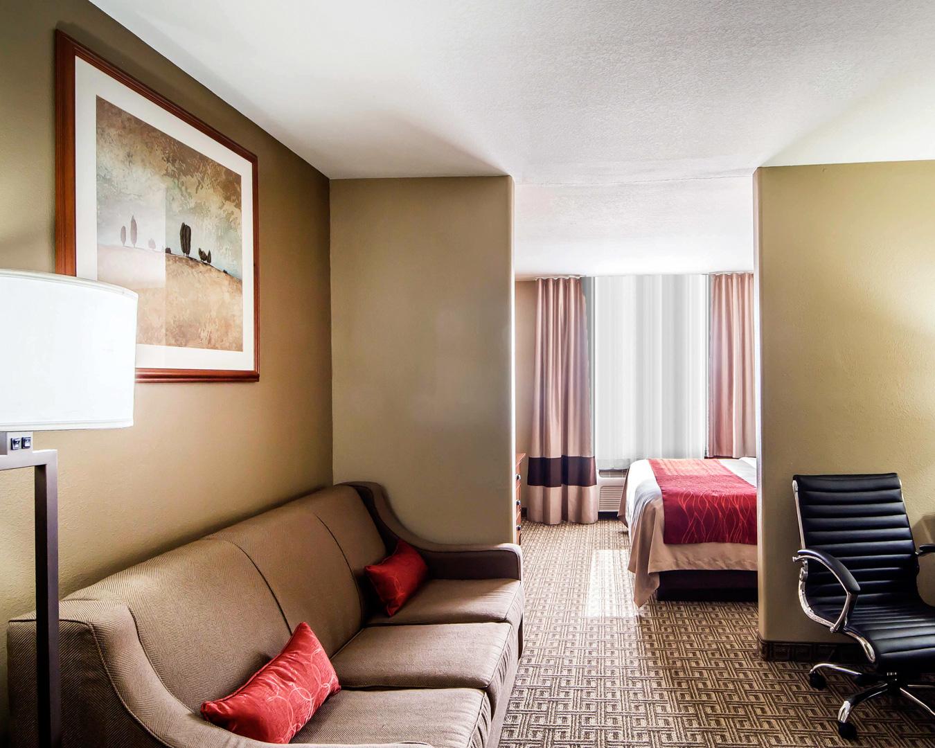 Comfort Inn & Suites, Ponca City OK