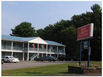 Red Carpet Inn & Suites, Plymouth NH