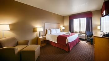 BEST WESTERN Golden Prairie Inn & Suites, Sidney MT