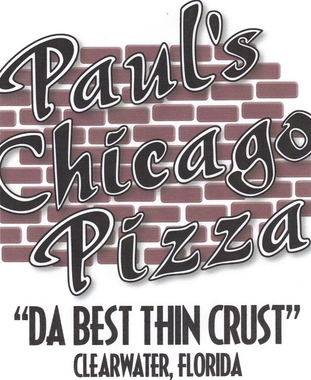 Paul's Chicago Pizza, Clearwater FL