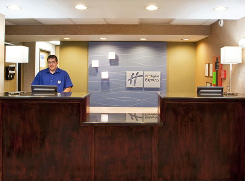 Holiday Inn Express, Saint Clairsville OH