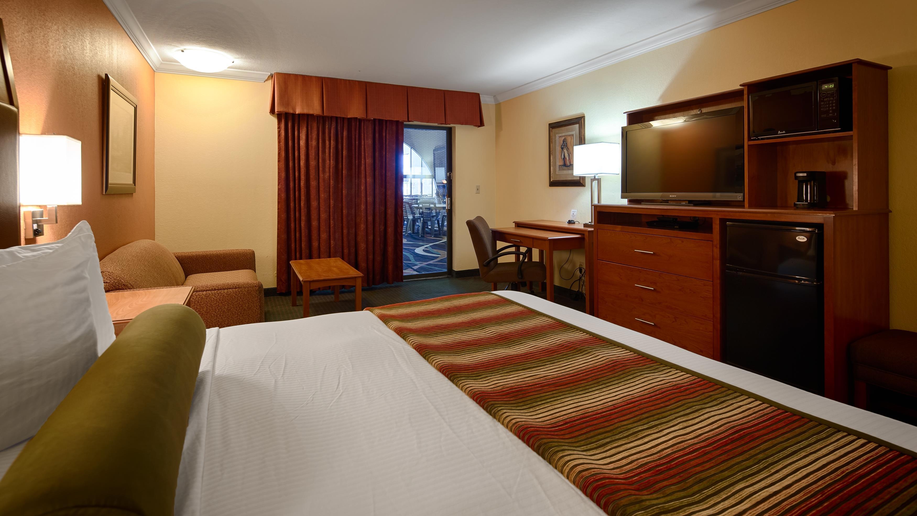 Best Western Angus Inn, Great Bend KS