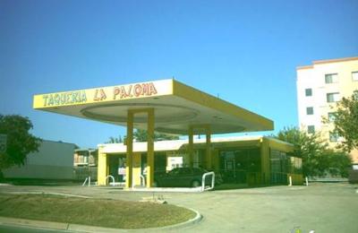 La Paloma Taqueria - Dallas, TX