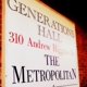 Generations Hall Facility