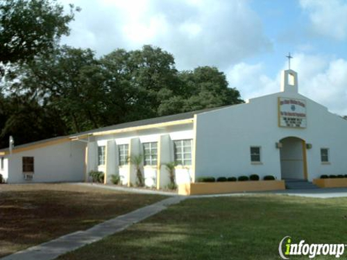 Word of Grace and Truth Ministries - Tampa, FL