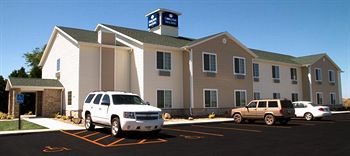 Cobblestone Inn & Suites, Carrington ND