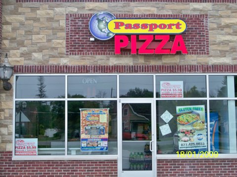 Passport Pizza, New Haven MI