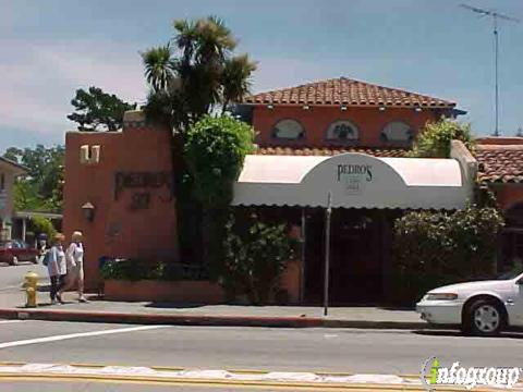 Pedro's Restaurant & Cantina, Los Gatos CA