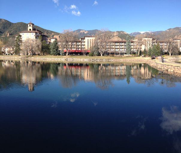 The Broadmoor, Colorado Springs CO