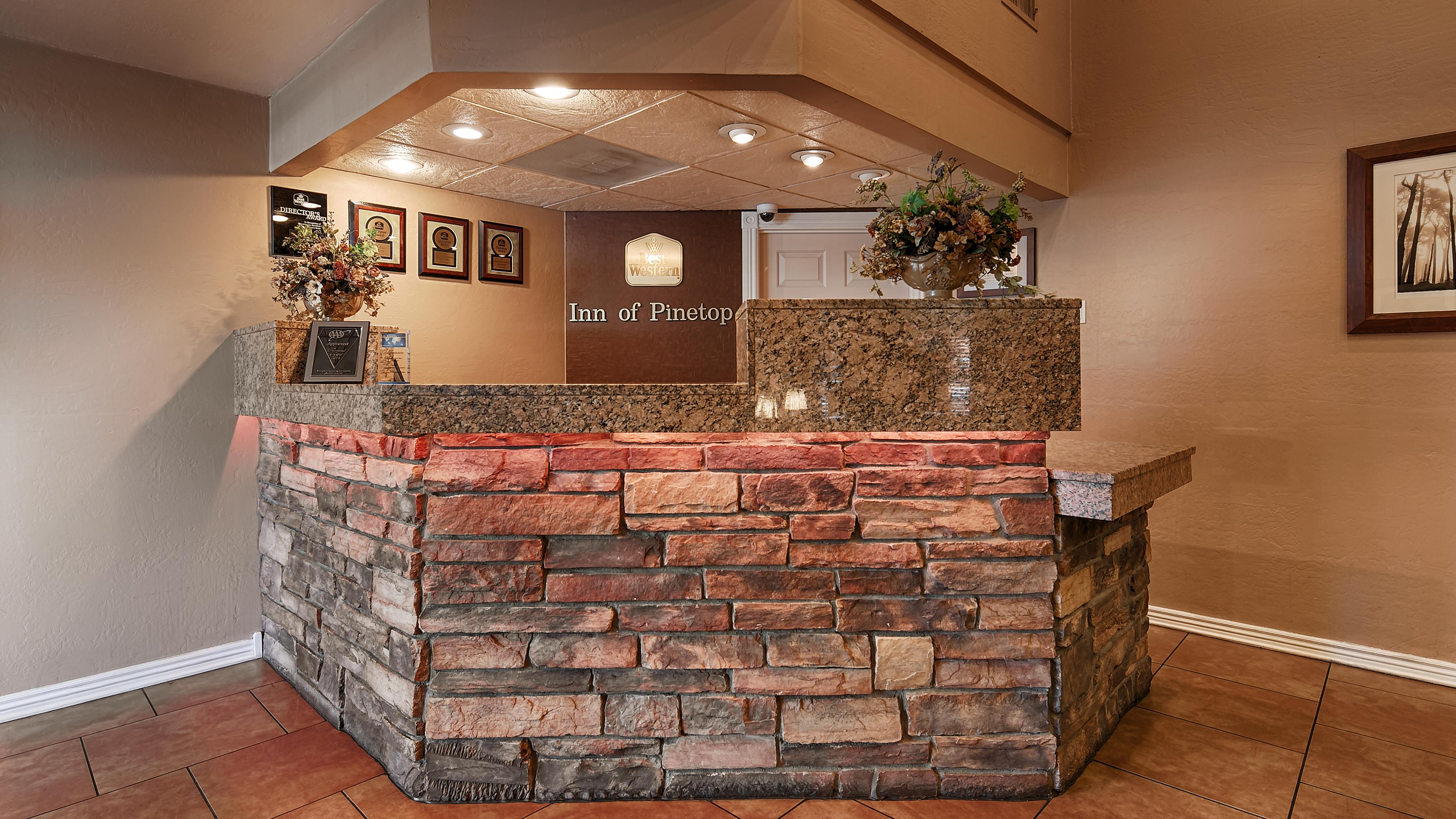 Best Western Inn Of Pinetop, Pinetop AZ