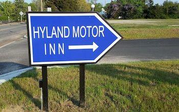 Hyland Motor Inn, Cape May Court House NJ