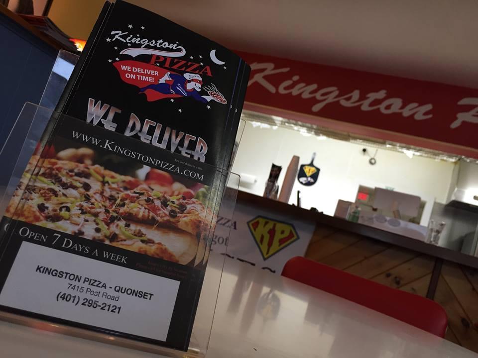 Kingston Pizza, North Kingstown RI