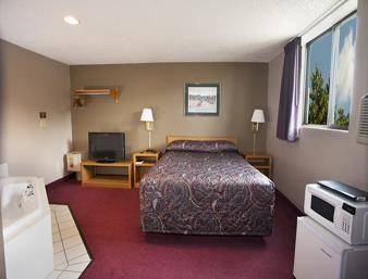 Super 8 Motel, Jamestown ND