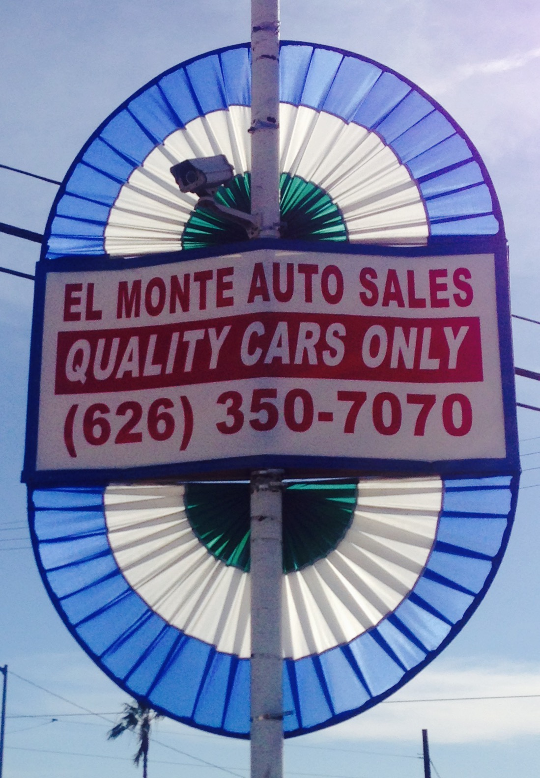 El Monte Auto Sales, South El Monte CA