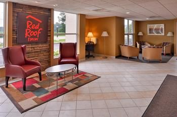 Red Roof Inn, Milan OH