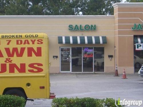 Razor Sharp Hair and Nail Salon - Fort Lauderdale, FL
