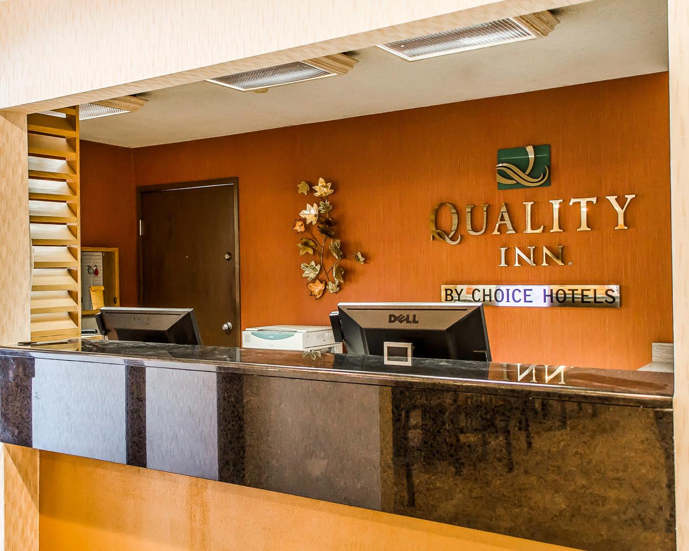 Quality Inn Harrisburg - Hershey Area, Harrisburg PA