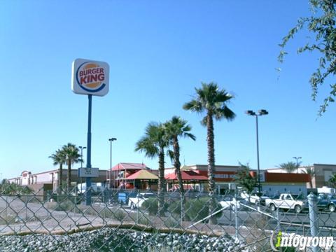 Burger King, Tucson AZ