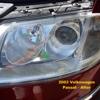 CLR Headlight Restoration