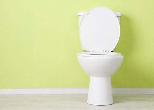 If your toilet keeps running, take a look inside the tank to find the problem.