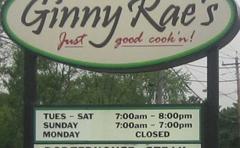 Ginny Rae's Diner