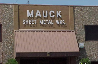 Mauck Sheet Metal - Oakland, CA