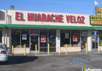 El Huarache Veloz 11661 Glenoaks Blvd, Pacoima, CA 91331 ...